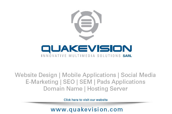 QUAKEVISION sarl | Web Design Lebanon, Web Development Lebanon, SEO, Mobile Development, iPad and iPhone Apps, Social Media, Multimedia Solutions, Hosting and Domains, Outsourcing Lebanon